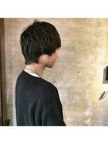 アティック ヘアーデザインアンドリラクゼーション(attic hair design&relaxation)ユニセックスなメンズヘア