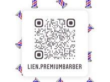 リアン プレミアムバーバー(Lien premium barber)の雰囲気(Lien PREMIUMBARBERの世界観をInstagramで!@lien.premiumbarber)