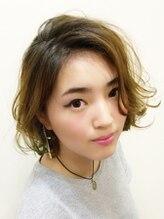 アンフルマチ(Ann furumachi)外国人風グラデーションカラー