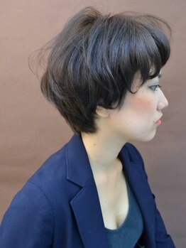 ヘアアトリエ ヴィフ(hair atelier Vif)の写真/≪センター南駅徒歩5分≫アヴェダサロンhair atelier Vifは、美意識の高い大人女子の強い味方!