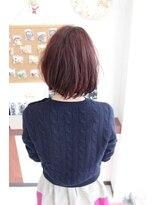 ジップヘアー(ZipHair)Zip Hair ★ボブ×ピンク★