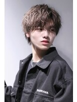 リップスヘアー 梅田アネックス(LIPPS hair)ジャンクコンマウルフ