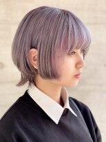 アッシュタカサキ(ash takasaki)大人可愛い20代30代40代ショートスタイル