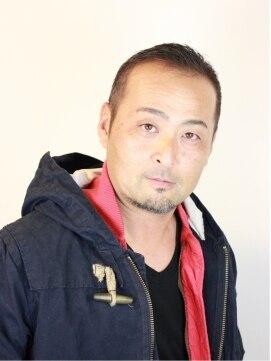 ヘアー ページ イッコ(HAIR PAGE ICCO)大人ボウズ