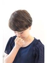 ヘアーサロン リンカ(Hair Salon Rinka)メリハリショートで脱マンネリ