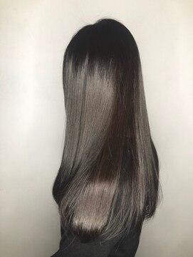 ソース ヘアアトリエ 梅田(Source hair atelier)【SOURCE】サラツヤロング