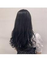 ウィル(WILL)ブルーブラック【校則OK透明感カラー】
