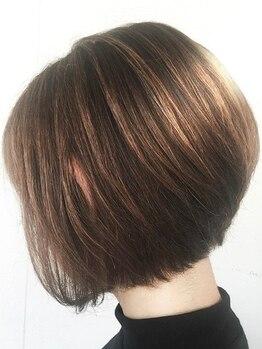ヘアサロン ハーツ(hair salon HEARTS)の写真/大人女性のなりたいを形にするサロン♪髪質・頭皮・カラー・スタイリングのお悩み…《HEARTS》にお任せ☆
