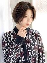 アグ ヘアー ルノン 八戸石堂店(Agu hair lunon)《Agu hair》ハンサム×スマートショート