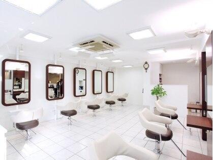 ヘアーアンドリラクゼーション グローブ 経堂 (Hair&Relaxation GROVE)の写真