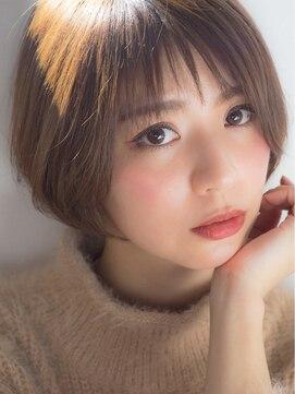 マイ ヘア デザイン(MY hair design)MY hair design ナチュラルミセスショート 三角祐太
