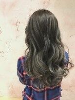 ヘアーサロン リアン 鴻巣店(hair salon Rien)ブルーアッシュ&ブルーMIX