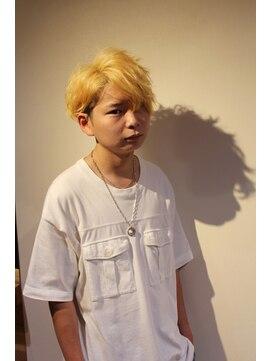 メンズヘアースパイス ユメサキ(Men's Hair SPICE -yumesaki-)王道マッシュレイヤー