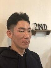 アールズヘア セカンド(R's hair 2nd)Men'sビジネスショート!【フェードスタイル】【刈り上げ】