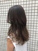 ヘアー メイツ ニューヨーク 学芸大学(Hair Mates NewYork)ハイライト グラデーション 白髪染め