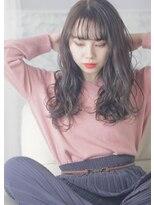 オゥルージュ(Au-rouge noma)【aurouge noma 柳瀬香里】重軽質感のラフカール/グレージュ