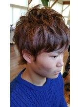 アルスヘアブランド(ALUS HAIR BRAND)くせ毛風ゆるパーマ