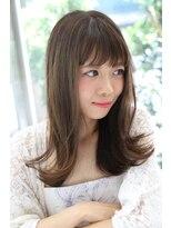 ヘアーメイクミキ 上野本店(hair make MIKI)ツヤ髪サラサラストカール