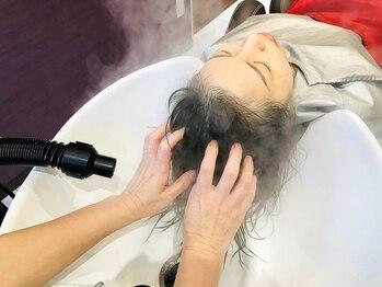 美髪 ヘアサロン(Hair salon)の写真