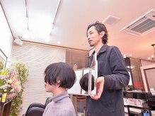 ミューズ 鶴馬店(Muse)の雰囲気(再現性の高いヘアスタイルを提供♪)