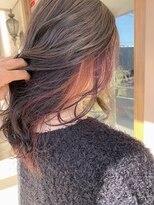マイ ヘア デザイン(MY hair design)Wチラ見えカラー