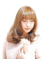 【miel hair bijoux】ゆるもて♪カール☆