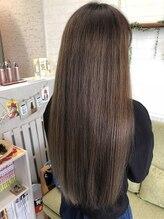 ヘアモード ビバップ(hair mode BEBOP)グレージュベージュ