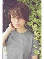 バルーンヘアー(BALLOON HAIR)【BALLOON HAIR 表参道】 大人かわいい×グレージュカラー