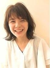 ハチミツ(Hatimitu by hair garden Milk tea)ハチミツ☆ナチュラルガーリー