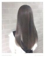 アールプラスヘアサロン(ar+ hair salon)3Dハイライト 外国人風カラー