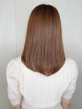アイディーオー シモノセキ(i.d.o. Shimonoseki)の写真/豊富に取り揃えたトリートメントから、お悩み・なりたい質感に合わせてご提案!i.d.oが叶える理想の美髪◎