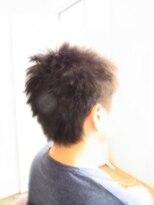 モルトン ヘアーデザイン(Molton. Hair Design)ベリーShort☆