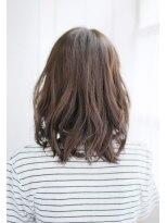 シュシュット(chouchoute)美髪デジタルパーマ/バレイヤージュノーブル/クラシカルロブ/739