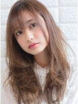 キース ヘアアンドメイク(kith. hair&make)kith.本田×大人可愛い カール 小顔