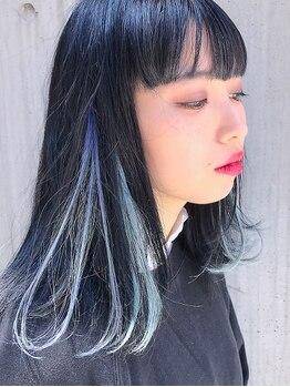 """アイニコ(ainico)の写真/【カラー+トリートメント¥6480】あなたを美しく演出する""""上質&ハイセンス""""なオーダーメイドカラーに。"""