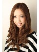 ヘアーリゾート ラヴィニール 新宿東口店(Hair Resort L´avenir)L'avenir S/Sスタイル