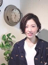 エム 綾瀬店(hair make e6+)谷澤 さなえ
