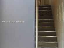 アグリーブル(Agreable)の雰囲気(階段を上がった先にAgreableがございます♪)