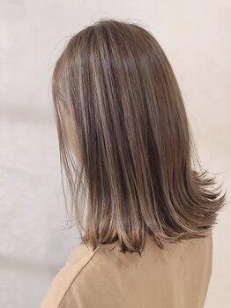 サニー サイド(Sunny Side)の写真/今話題!業界で人気の『TOKIO』/水戸で珍しい『SWケア』取扱店★理想のStyleはキレイな髪づくりから。