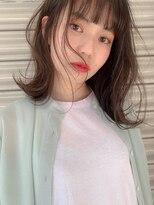 リリー(Lilley)【lilley 高田彩乃】オルチャン☆小顔レイヤーカット(天神/今泉)