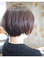 ノエル ヘアー アトリエ(Noele hair atelier)Noele×リップラインショート