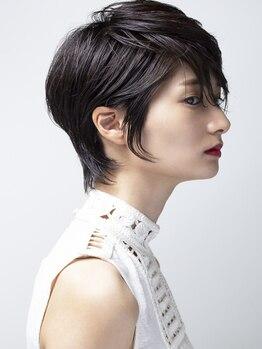 アクセスムーン 赤塚店(Access Moon)の写真/【新規&平日限定のお得なクーポン多数あり◎】髪質に合ったトリートメントで指どおりの良いうる艶髪へ―。