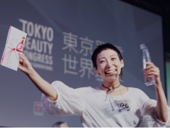 バオイズム(baho IZM)の写真/全国の美容師が集まる『TOKYO BEAUTY CONGRESS 2016』★テーマカット部門でグランプリ受賞のStylist在籍!