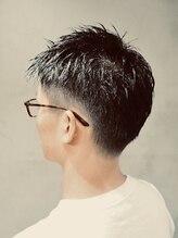 メンズデザイン シャビ(Men's design Shabbi)【メンズシャビ/メンズ専門】Tomi セミウェット×アップバング