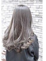 ヘアーデザイン キャンパス(hair design Campus)【イルミナチャージ☆】高彩度☆アッシュグレー