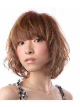 セシル ヘアー ワークス(CECIL hair works)フワ☆フワ ボブ