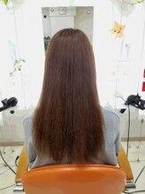 ヘアメイク イチゾー 高野店(Hair Make ICHIZO)ふんわり柔らかストレート☆