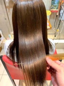 ラ カスタ ヘアスタイリスト クラブ(La CASTA hair stylist club)の写真/【La Castaプロフェッショナルサロン専門】もっと輝くうる艶髪へ…ダメージにお困りの方必見です☆