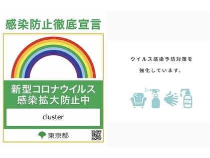 クラスタ(cluster)の写真