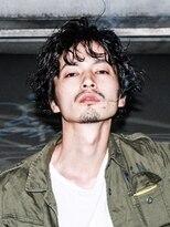 ゼロニイロク(026)《026 Style 松坂良太》無造作ミディアムスパイラル